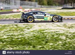 aston martin racing team monza italy april 01 2017 aston martin vantage of aston