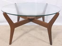 Vintage Glass Top Coffee Table 20 Photos Vintage Glass Top Coffee Tables