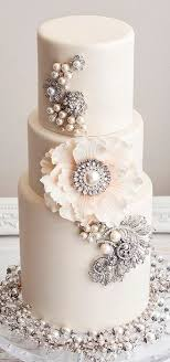 wedding cake jewelry 30 white wedding cake designs that will leave you wanting one