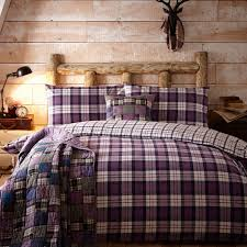 King Size Brushed Cotton Duvet Covers Bedding To Hibernate In Cashmere Mouse