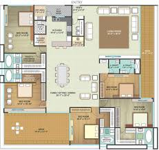 7000 Sq Ft House Plans 7000 Sq Ft 5 Bhk 5t Apartment For Sale In Ravani Developers