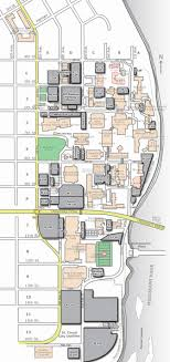 scsu map cus map parking st cloud state