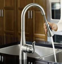 Discount Kitchen Faucets by How To Install A Moen Kitchen Faucet Voluptuo Us