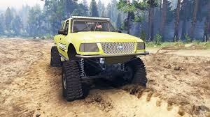 jeep prerunner ford ranger pre runner 03 03 16 for spin tires