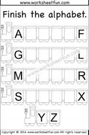 missing uppercase letters u2013 missing capital letters u2013 3 worksheets