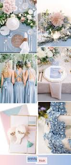 blue wedding beautiful shades of blue for wedding gallery styles ideas 2018