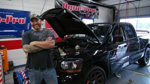 Dodge Viper Truck - dyno test modified 2006 dodge ram srt 10 puts down big numbers