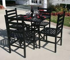 Square Patio Table Teak Square Patio Table U2013 Outdoor Decorations