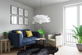 home interior design with a twist heart and design