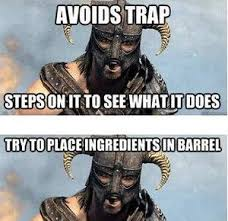 Meme Skyrim - skyrim meme comp by serkan meme center