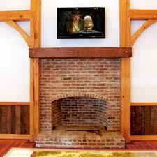 warm rustic mantels ideas design ideas and decor