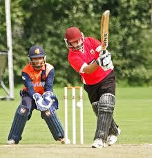 gibraltar s cricket match against spain breaks new ground in