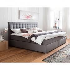 Schlafzimmer Komplett Mit Boxspringbett Schlafen
