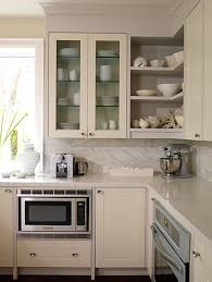 Corner Cabinet Solutions In Kitchens Sneak Peak At My Kitchen Make Over Solution For Open Shelves