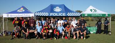 police kick off project active youth brisbane north