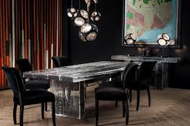dining room inspiration coastal glacier timothy oulton