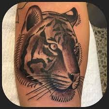 50 stunning tiger head tattoo design ideas 2018