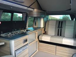 camper van layout mercedes vito campervan conversions uk