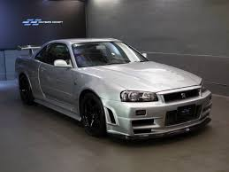 nissan skyline r34 modified rare nissan skyline gt r nismo z tune for sale at 510 000 gtspirit