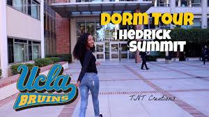 Ucla Housing Floor Plans Ucla Dorm Tour Hedrick Summit Youtube
