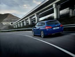 peugeot estate models new peugeot 308 sw discover the family estate by peugeot
