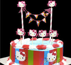 Hello Kitty Party Decorations Birthday Decorations Set Hello Kitty Online Birthday Decorations