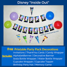 free printable inside out birthday invitation templates