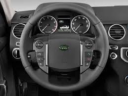 land rover lr4 white black rims image 2010 land rover lr4 4wd 4 door v8 steering wheel size