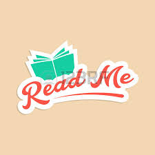 Read Me Me Me Online - read me with green book sticker concept of online book store