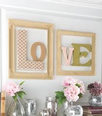 letters for home decor craftdrawer crafts make wall letters for a child u0027s bedroom or