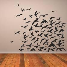 wall designs bird wall wall birds black stickers