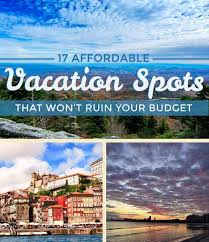 here s where budget travelers actually go on vacation budgeting
