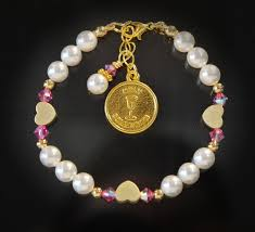 catholic communion gifts 1st communion gift communion jewelry gifts bracelet gold