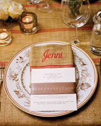 Invitation Cards For Weddings Best Wedding Menu Cards From Real Celebrations Martha Stewart