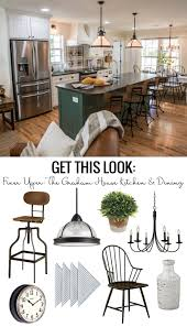 remodelaholic get this look fixer upper graham house kitchen