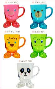 animal mug e piglet rakuten global market glass cup mug kids children