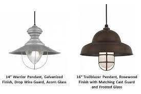 Barn Pendant Light Rustic Pendant Lighting Adds Western Style To Charming Sunroom