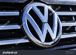 german volkswagen logo indianapolis circa february 2017 volkswagen cars stock photo