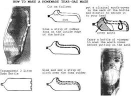 diy gas mask 7 steps with pictures