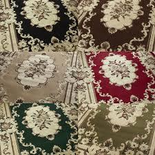 traditional design marrakesh machine made rug 100 polypropylene