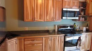 kitchen commendable hickory kitchen base cabinets amazing