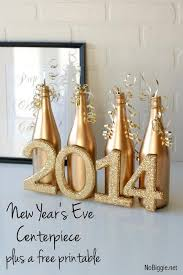 Quick And Easy New Years Decorations by 68 Best New Year U0027s Eve Fun Ideas Images On Pinterest New