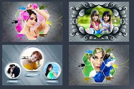 photo frame templates graphics creative market
