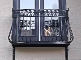 wrought iron porch railing kits popular wrought iron balcony