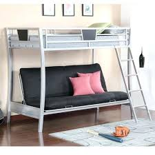 Loft Bed With Futon And Desk Futon Bunk Bed Myubique Info