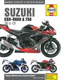 suzuki haynes manuals