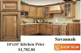 10 X 10 Kitchen Cabinets