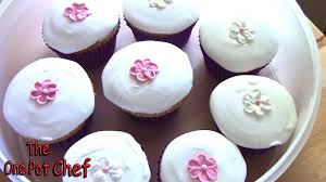 Royal Icing Decorations For Cakes Royal Icing For Cupcakes One Pot Chef Youtube