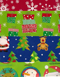 gift wrap snowflakes presents flat wrapping paper heavy