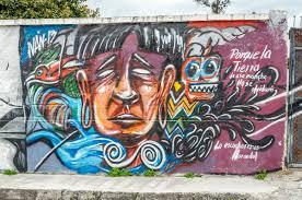 ecuador graffiti street art expressions travel addicts an indigenous street art mural in cotacachi ecuador